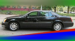 2010 Cadillac DTS Pro DTS/Livery Package