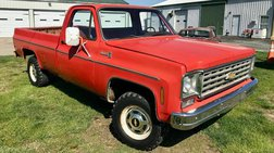 1976 Chevrolet BONANZA 4X4