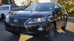 2014 Lexus RX 350 RX 350