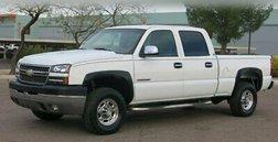 2005 Chevrolet Silverado 2500 CREWCAB LS SHORTBED 2500