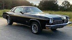 1973 Oldsmobile Cutlass Hurst