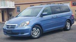 2006 Honda Odyssey EX-L Minivan 4D