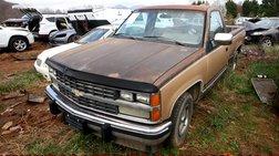 1988 Chevrolet C/K 1500 Fleetside 117.5