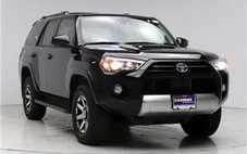 2020 Toyota 4Runner Nightshade Edition