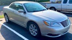2014 Chrysler 200 Convertible Touring