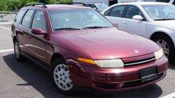 2002 Saturn L-Series LW200