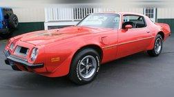 1975 Pontiac Firebird WS4