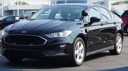 2019 Ford Fusion Energi Special Service