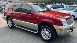 2004 Mercury Mountaineer Luxury