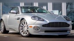 2005 Aston Martin Vanquish Standard