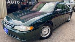 2002 Chevrolet Monte Carlo LS