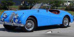 1957 Jaguar XK Roadster