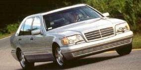 1998 Mercedes-Benz S-Class S 320 SWB