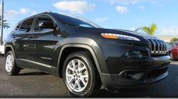 2015 Jeep Cherokee FWD 4dr Latitude