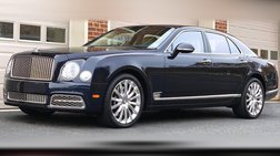 2017 Bentley Mulsanne Base