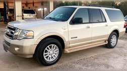 2008 Ford Expedition EL King Ranch