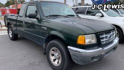 2001 Ford Ranger Edge Plus