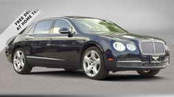 2014 Bentley Flying Spur Base