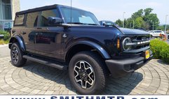 2021 Ford Bronco DEMO Not For Sale