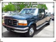 1996 Ford F-350 SuperCab DRW 2WD