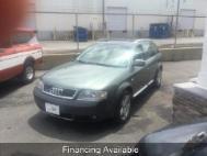 2004 Audi Allroad Base