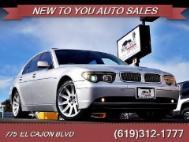 2002 BMW 7 Series 745i