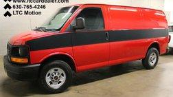 2013 GMC Savana Cargo 3500
