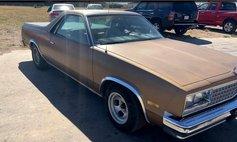 1982 Chevrolet El Camino Base