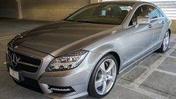 2012 Mercedes-Benz CLS-Class CLS 550