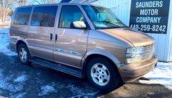 2004 Chevrolet Astro 2WD