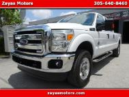 2015 Ford F-250 Lariat Crew Cab Long Bed 4WD