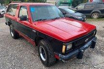 1988 Chevrolet S-10 Blazer Sport