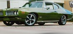 1968 Pontiac Le Mans GTO Judge Tribute