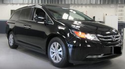 2017 Honda Odyssey EX-L