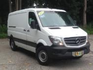 2014 Mercedes-Benz Sprinter Cargo 2500 144 WB