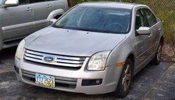 2008 Ford Fusion V6 SE