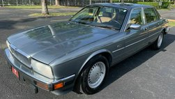 1991 Jaguar XJ-Series XJ6 Sovereign