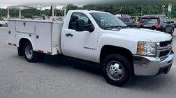 2009 Chevrolet Silverado 3500HD Work Truck DRW 4WD