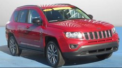 2016 Jeep Compass Sport SE