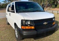 2013 Chevrolet Express Work Van