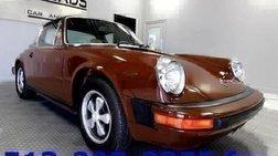 1974 Porsche 911 2dr Targa