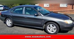 2002 Ford Taurus SEL Deluxe