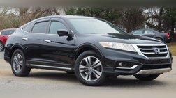 2013 Honda Crosstour EX-L Sport Utility 4D