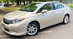 2011 Lexus HS 250h Premium