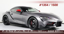2020 Toyota GR Supra Launch Edition