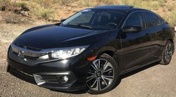 2016 Honda Civic EX-T