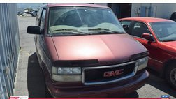 1997 GMC Safari SLX