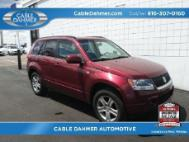 2006 Suzuki Grand Vitara Luxury