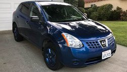 2008 Nissan Rogue S