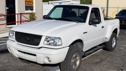 2002 Ford Ranger Reg Cab 3.0L Edge